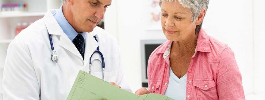 primary care physician and adult patient