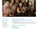 Adult T1D Social