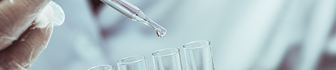 Decorative pipette and test tube