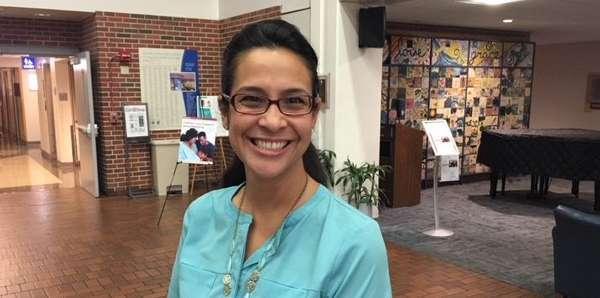 Doctor Angelina Bernier