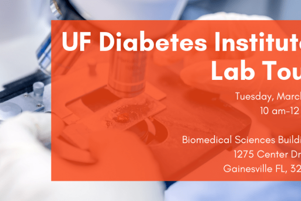 UFDI Lab Tour on March 19, 2019