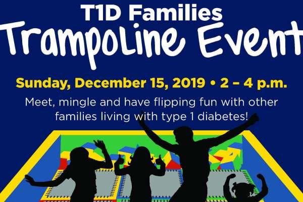 T1D Families Trampoline Event