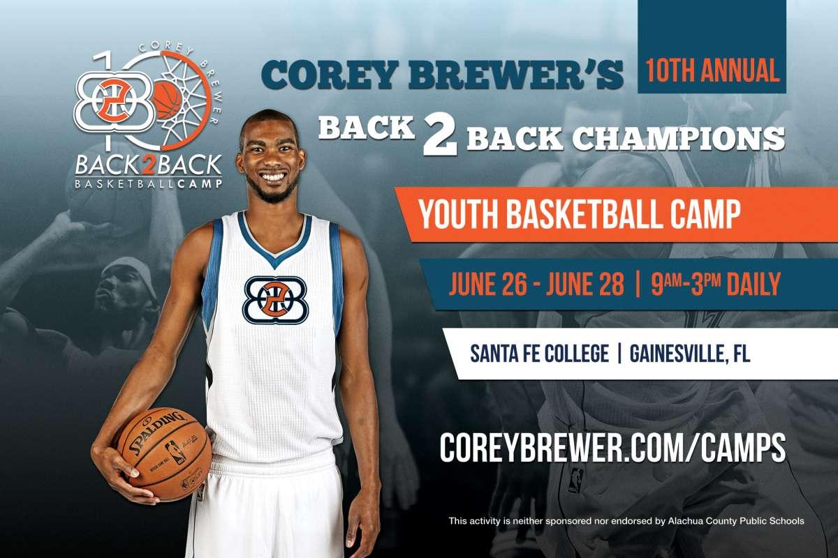 Corey Brewer Flyer